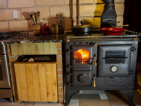 Homewood Stoves - cast iron wood burning stoves for cooking and heating. Wood  stove manufacturers for people who want an environmentally friendly, ... - The 7 Best Images About Homewood Stoves On Pinterest Cooking