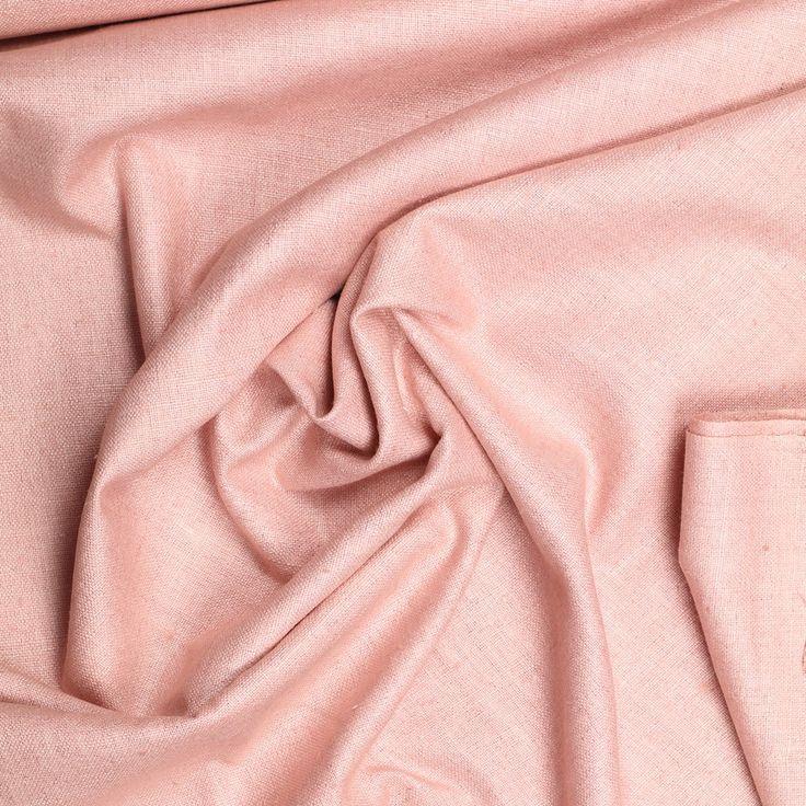 roze pastel matka zijde italiaans import