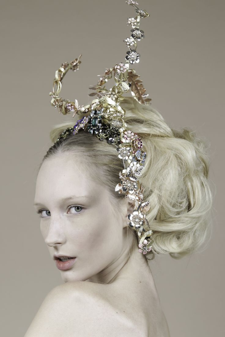 Live Show Aldo Coppola a/w 2015. Hair & Hairstyle Trends.