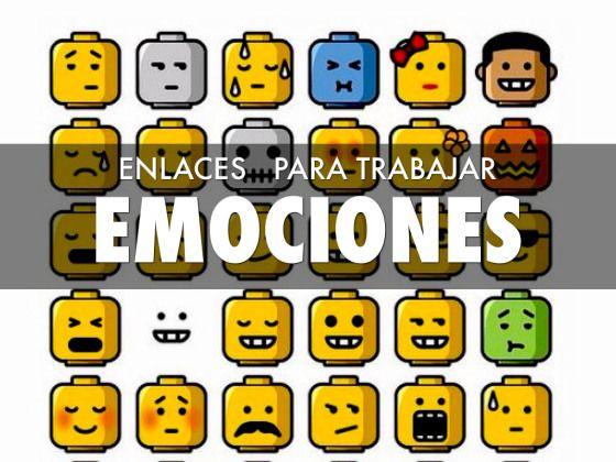 Listado de enlaces para trabajar emociones. Recomendaciones a algunas aplicaciones gratuitas y otras webs en castellano e inglés .