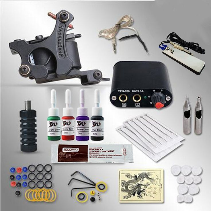 (38.59$)  Watch here - http://ai1yt.worlditems.win/all/product.php?id=32742043900 - ITATOO Tattoo Kit Cheap Tattoo Machine Set Pen Kit Style Tattoo Ink Machine Gun Supply Best Price Beginner Professional PX110002