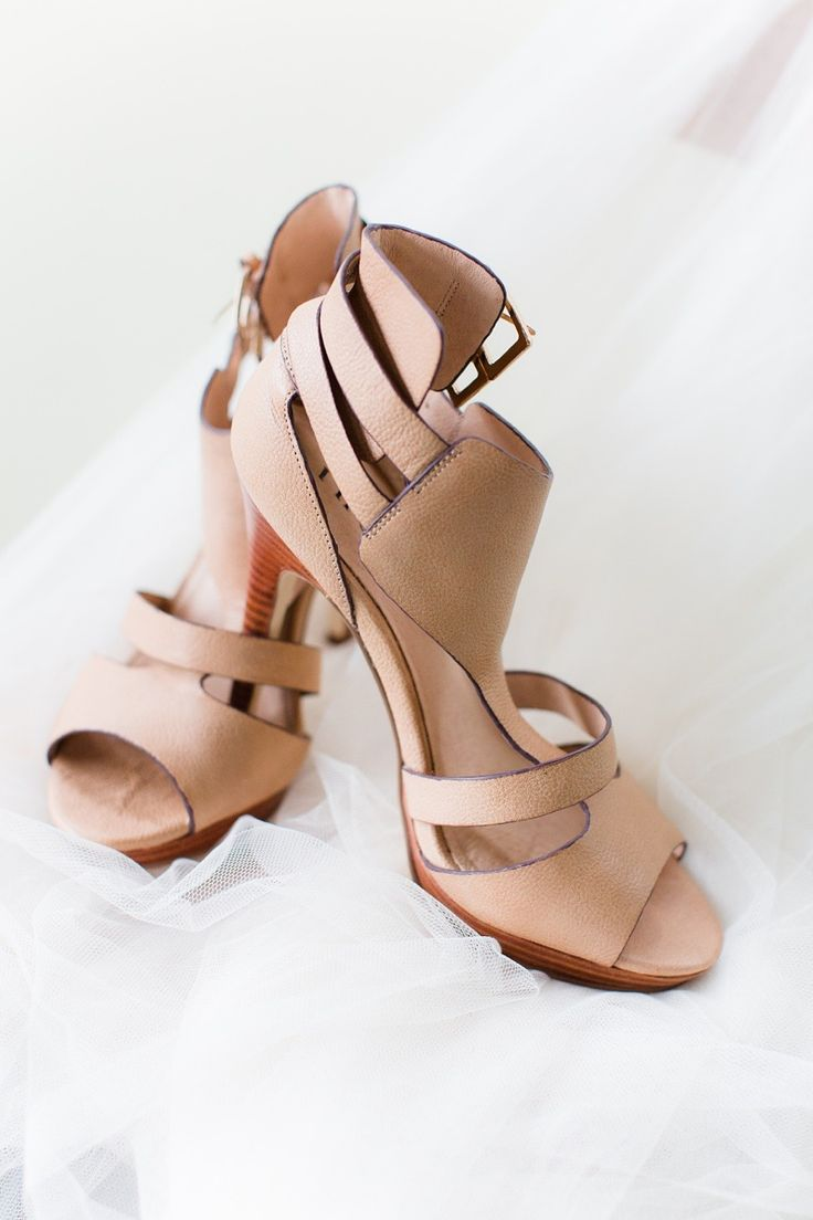 organic style netherlands wedding neutral sandals