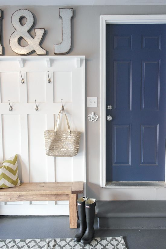 90 best Home Decor: Mudroom images on Pinterest | Country style ...
