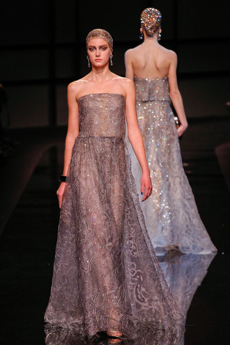 Vestidos de novia Armani