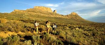 Day hikes in Cederberg area