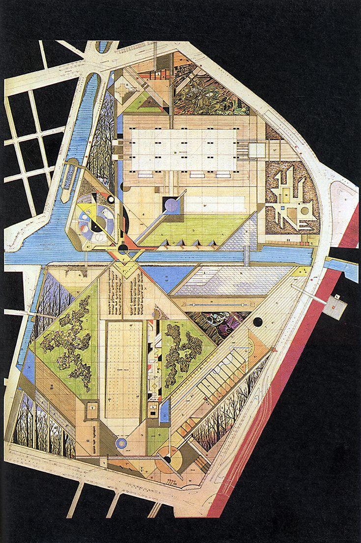 Maria Grazia Dallerba Ricci. L'invention du parc. Graphite 1984: 129