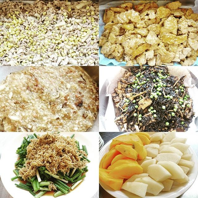 11/12(日)本日の佐原食堂のメニューは「鶏むね肉のピリ辛マヨ和え」、「大根もち」、「ネギとしらすの大根サラダ」、「豚肉とジャガイモのママレード炒め」、「ゴボウとひじきの炒め煮」、「人参のツナマヨ和え」です♪  ママレード炒めは豚肉ですが、サッパリとした味わいでとてもクセになりました♪ (SAHRAスタッフ ヒダカ)  #まんだらけ #mandarake #SAHRA #サーラ #佐原食堂 #お昼ごはん #ランチ #lo #肉 #おいしい #delicious