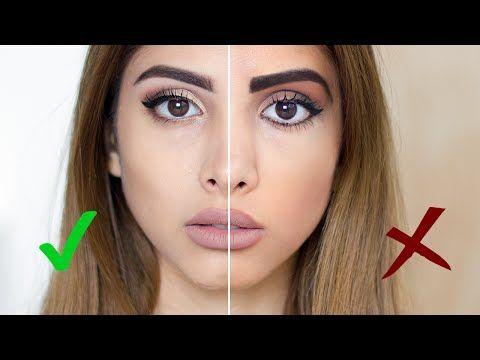 8 главных профессиональных секретов nude-макияжа от визажиста СТБ - YouTube