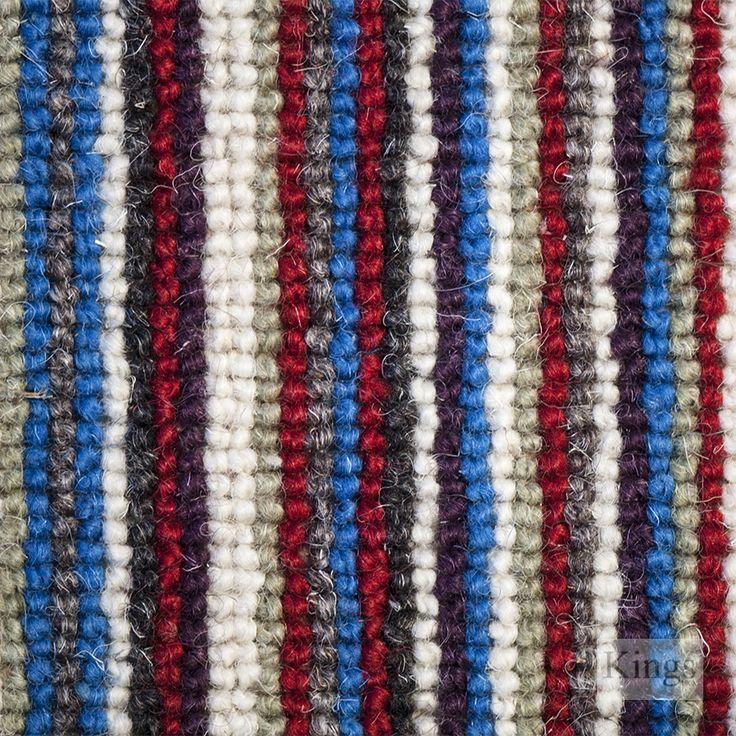 #Lifestyle #Floors #Gloucestershire Stripe #Carpet www.kingsinteriors.co.uk/flooring/striped-carpet