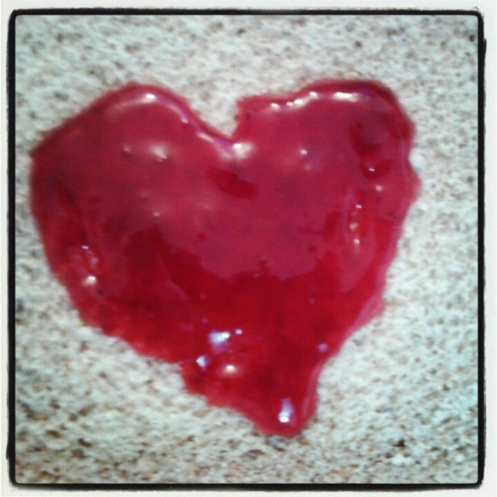 Corazón de miga