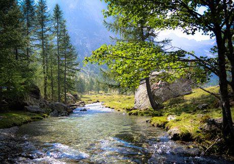 Fairytale landscape in Piana del Valasco #mountains #piemonte #italy #provinciadicuneo