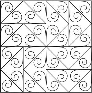 25 Flying Geese Quilting Designs – AQS OnPoint