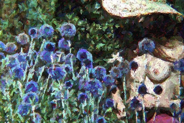 Secrect garden copyright mario pompetti98