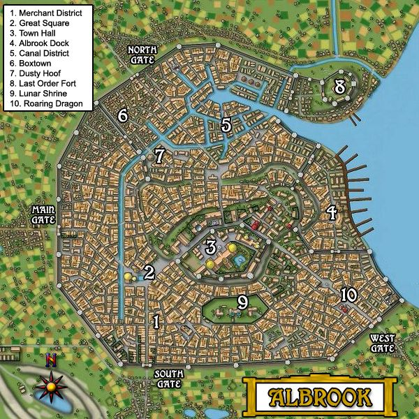 fantasy map maps port town village shaw rpg skylines dnd cities medieval google maker game dungeon albrook idea discover