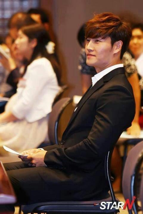 Handsome Jong Kook of Running Man