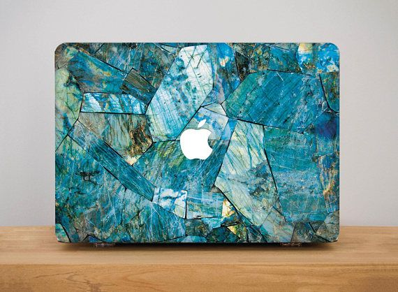 Broken Glass Macbook Air 11 Hard Case Macbook 12 Laptop Case Macbook Pro 13 Case Mac Pro Retina 13 Cover Macbook Retina 15 Blue PP2124