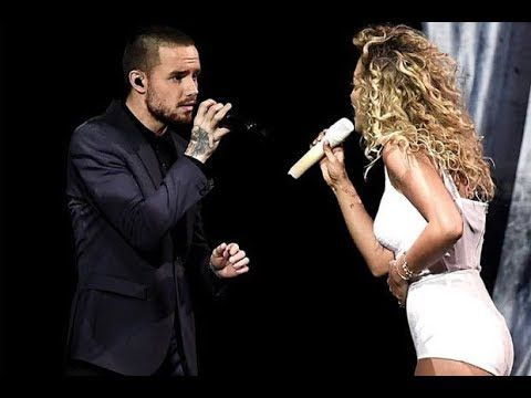 Look away Cheryl! Rita Ora strips to underwear for raunchy Liam Payne duet