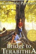 10 novels every middle schooler should read - Bridge to Terabithia by Katherine Paterson and 9 more