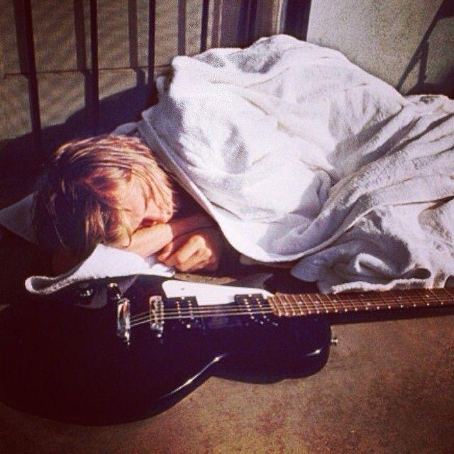 Sleep Kurt. Sleep.
