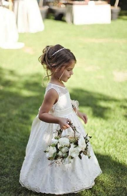 Wedding hairstyles elegant flower girls 25 Ideas for 2019