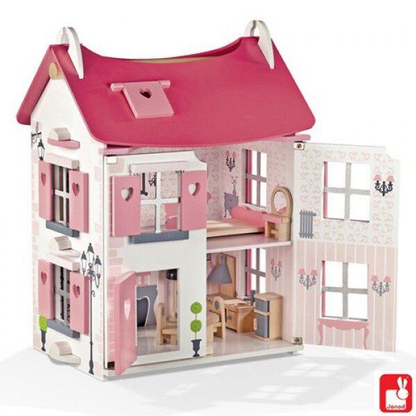 Poppenhuis Mademoiselle