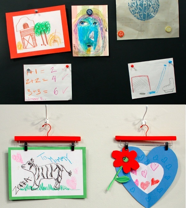 Give your little Picasso the gallery wall their masterpieces deserve