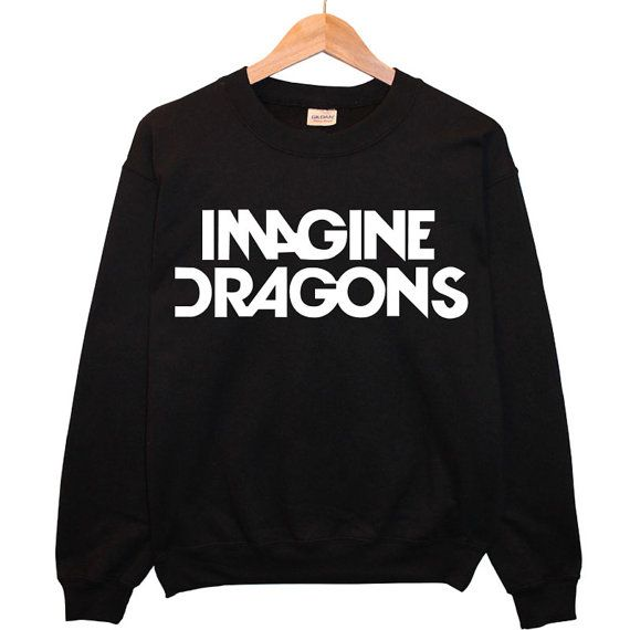 Imagine Dragons sweater