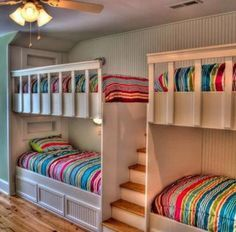 like the railing on these bunk beds