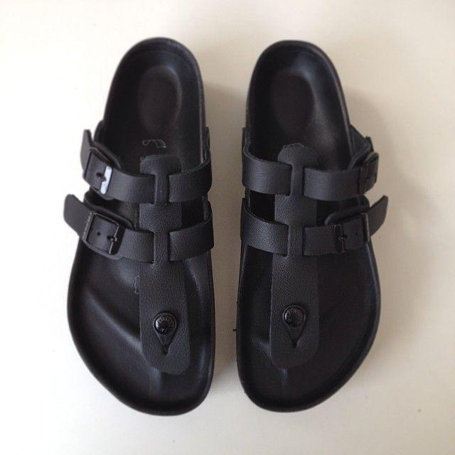 Coming soon: Y's x Birkenstock / Birkenstock Belt Sandal.