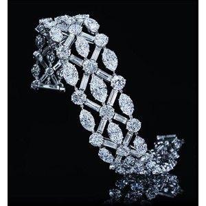 Harry Winston diamond bracelet