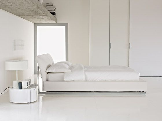 Double beds | Beds and bedroom furniture | Sailor Bed | Flou. Check it out on Architonic