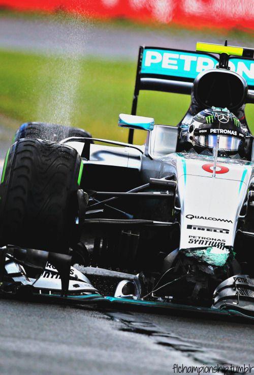 Nico Rosberg  Australia 2016