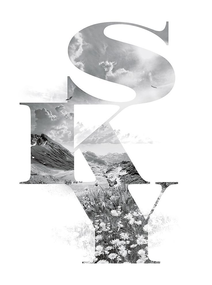 Faunascapes Type Series - new posters from WhatWeDo Copenhagen: http://www.whatwedo.dk/?case=Faunascapes_Type_Series #poster #artprint #landscape #photography