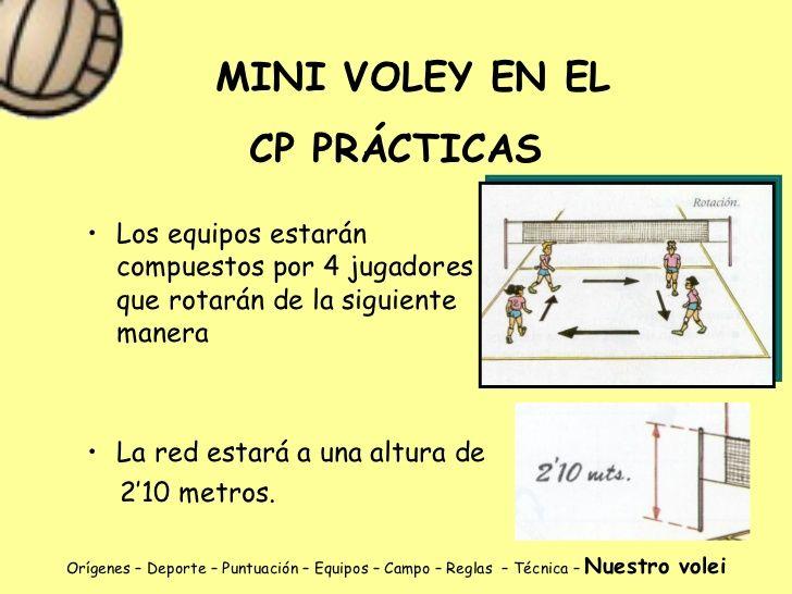 Voleibol Para Primaria Voleibol Educacion Fisica En Primaria Voley