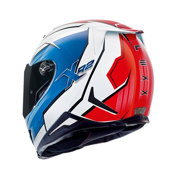 """XR2 VORTEX BLUE """"http://www.nexx-usa.com......main activity is the production of helmets for motorcycles and related"""""""
