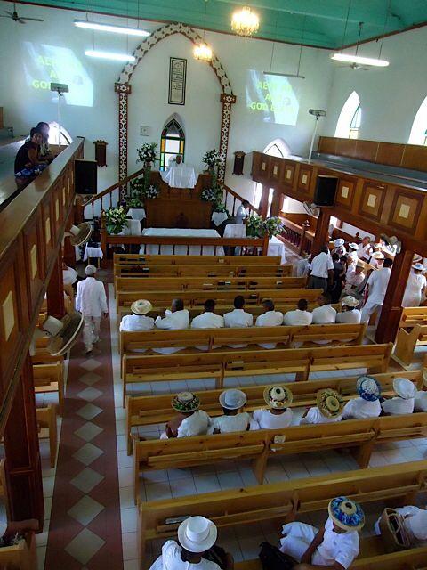 Church island Styles.