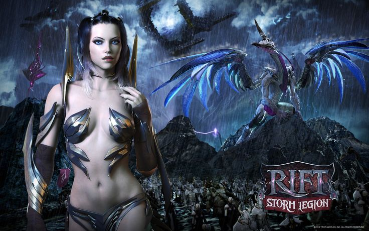 Rift Gameplay, Rift Reviews, Rift News, Screenshots, and More! Find the MMORPG you've been searching for at MMOByte!