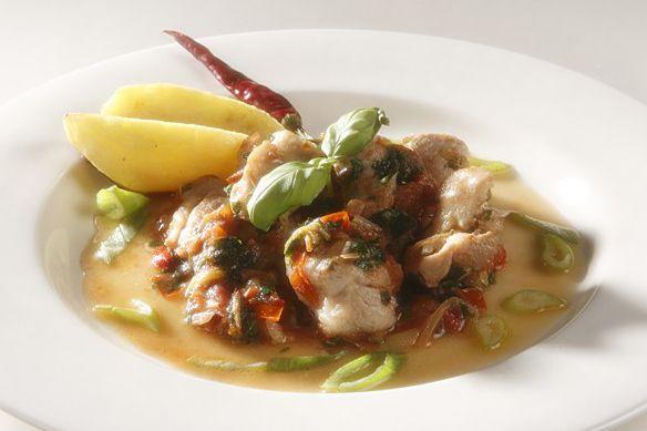 Pollo alla potentina - Basilicata