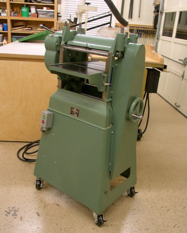 "Parks 12"" Thickness Planer 