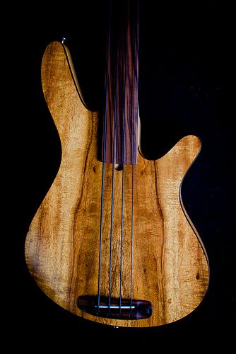 Rob Allen MB-2 Fretless Bass Guitar | Ethan Prater | Flickr