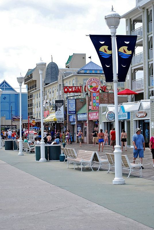 36 Best Vintage Photos Of Ocean City, MD Images On