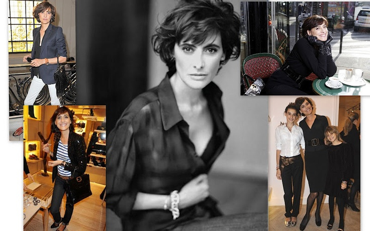 The Simply Luxurious Life: Parisian Chic: A Style Guide by Ines de la Fressange