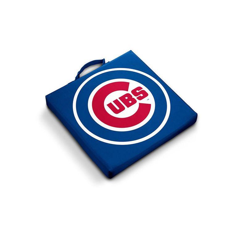 Chicago Cubs MLB Stadium Seat Cushions