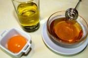 Glänzende Haare - ein altes Hausmittel aus Honig, Eigelb und Olivenöl vom Team der Thermenwelt Hotel Pulverer - viele weitere Tipps über den Honig - das Bienengold findet sich hier http://www.pulverer.at/blog/bienengold-fur-die-schonheit