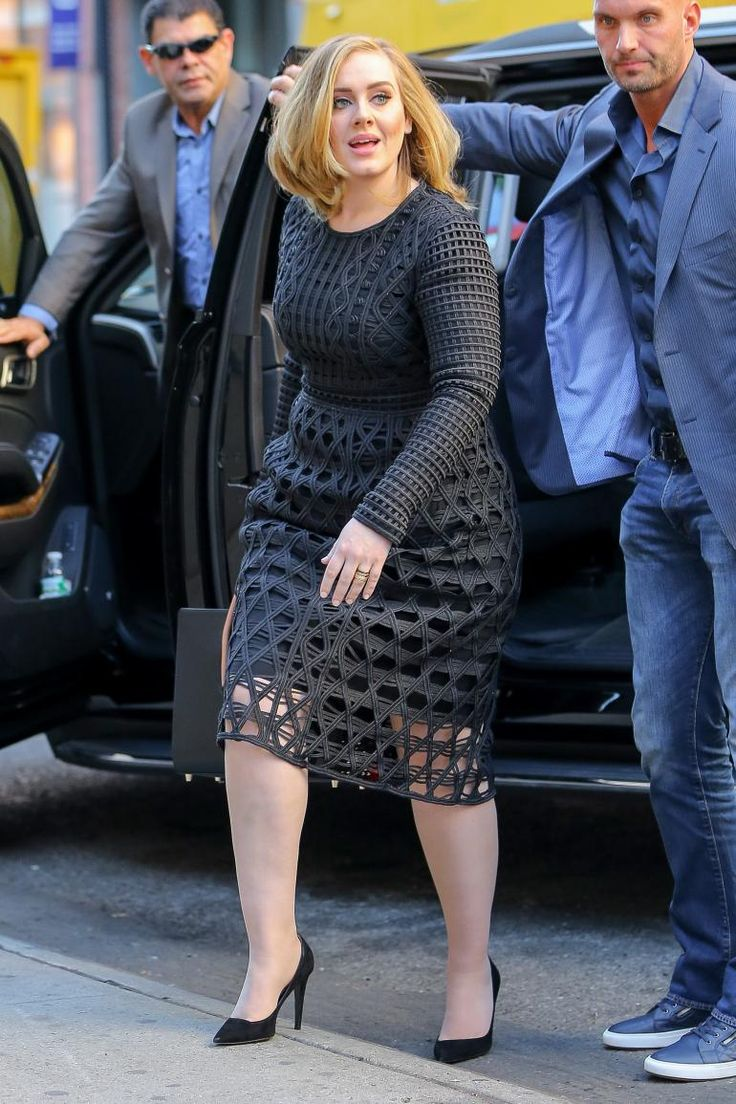 Adele Hot Bodyguard Peter Van der Veen