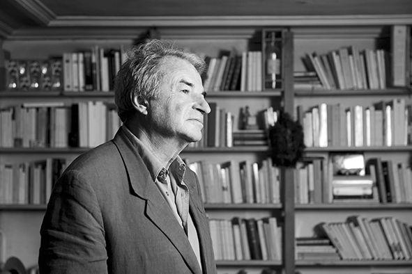 Olivier Rolin reçoit le prix du Style | Livres Hebdo