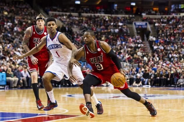Philadelphia 76ers vs Miami Heat live stream NBA online   Philadelphia 76ers vs Miami Heat live stream free ON March 4-2016  To his backcourt provides the spark to attack and Hassan Whiteside fix the defense the Miami Heat have laid out the advantages of the Southeast Division.  Heat look to continue most of the soft part of the schedule on Friday night when you open a home and home set with Philadelphia 76ers.  Miami (35-26) was 12 in the past 17 games before turning things around by…