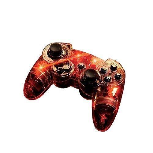 on aime manette afterglow sans fil pour ps3 rouge chez fnac plus de jeux ici - Manette Ps3 Color