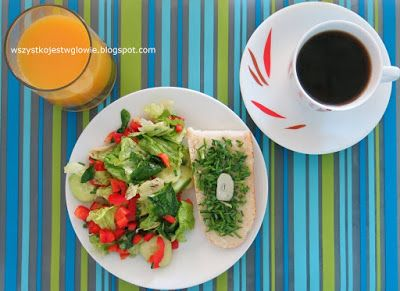 Śniadania słodkie i wytrawne – Wszystko jest w głowie