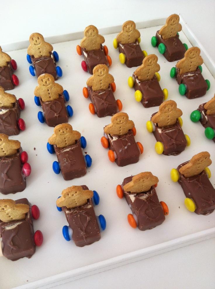 Milkyway traktaties, Kids birthday, party